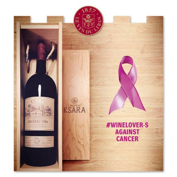 Winelover-s against cancer auction