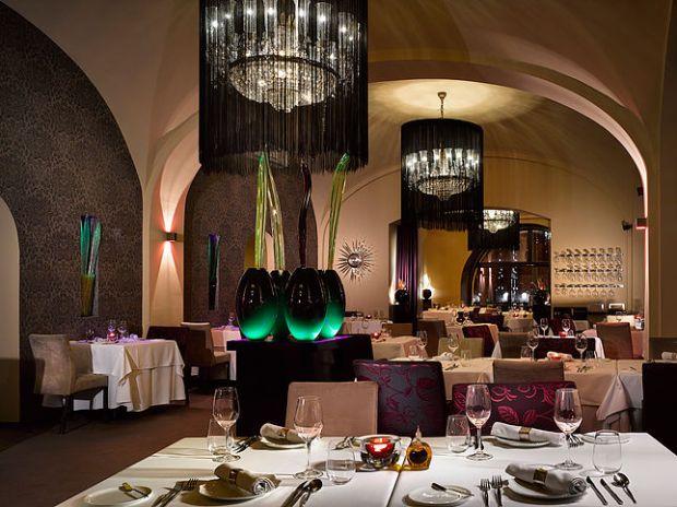 Bellevue restaurant Prague